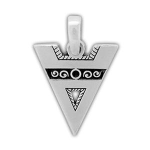 Амулет Славянский №09 Велес металл