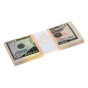 Сувенирные деньги 50 $билет банка приколов)