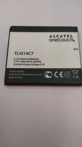 Аккумулятор для Alcatel One Touch 4024D Pixi First