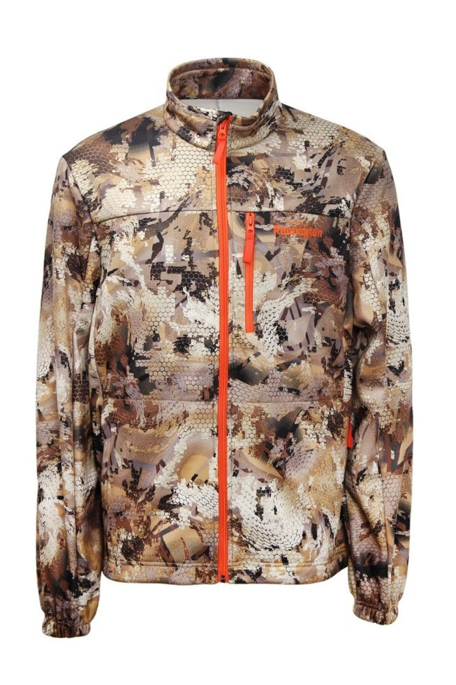 Толстовка Remington Polar Dream Yellow Waterfowl Honeycombs р. 2XL - описание