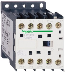 Контактор к 16а 220в/ас 3но schneider electric