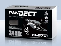 Иммобилайзер Pandect IS 570 BT в Москве от компании DELLSON