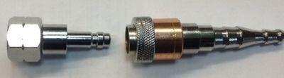 Соединитель быстроразъемный М16х1, 5 правая резьба/с клапаном FA-08/M16x1, 5R - 1120 руб в Санкт-Петербурге. Купить по выгодной цене на Satom.ru. ID: 5817246.