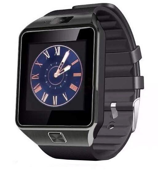 Часы CARCAM SMART WATCH DZ09 Black ##от компании## CARCAM - ##фото## 1