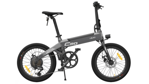 Электровелосипед Xiaomi Himo C20 Electric Power Bicycle Grey