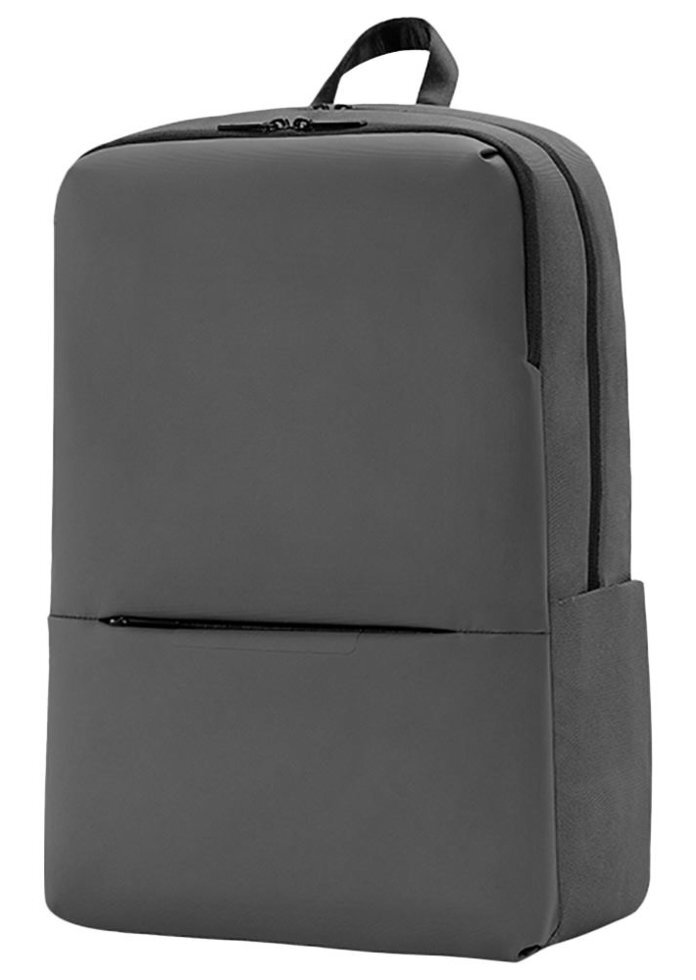 Рюкзак Xiaomi Classic Business Backpack 2 Dark Gray ##от компании## CARCAM - ##фото## 1