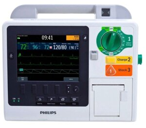 Дефибриллятор-монитор Philips HeartStart XL+