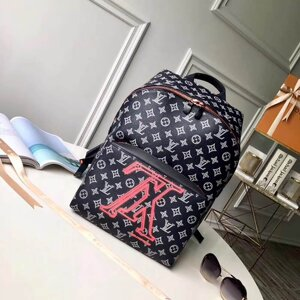 Городской Рюкзак Louis Vuitton Apollo Upside Down Monogram Inc Eclipse