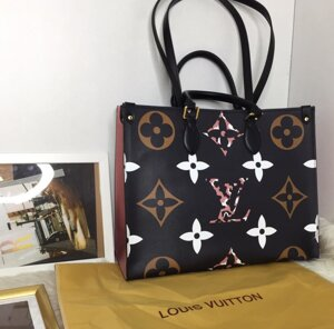 Сумка-Тоут Louis Vuitton Monogram Black