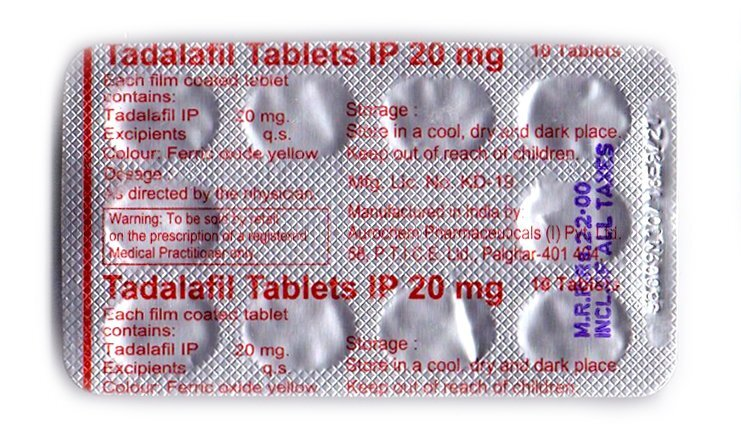 Сиалис Tadalafil Tablets 20mg ##от компании## Love-sklad - ##фото## 1