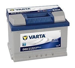 Аккумулятор Varta Blue Dynamic 60 L D59