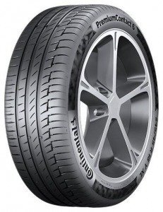 Шина Continental ContiPremiumContact 6 235/60 R18 103V, 357476