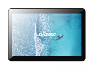 "Планшет Digma Plane 1596 3G 2Gb/16Gb 10.1""Black"