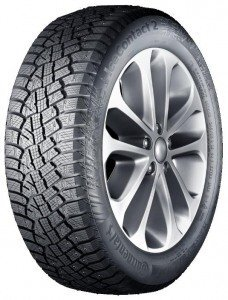 Шина continental icecontact 2 SUV 255/55 R20 110T XL, 347221