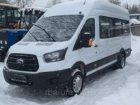 NEW Ford Transit Shuttle Bus 19+3 SVO