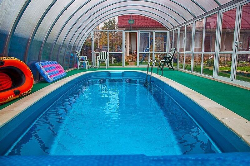 Композитный бассейн тулон nordpool - 574109 руб в Симферополе. Купить по выгодной цене на Satom.ru. ID: 34025516.